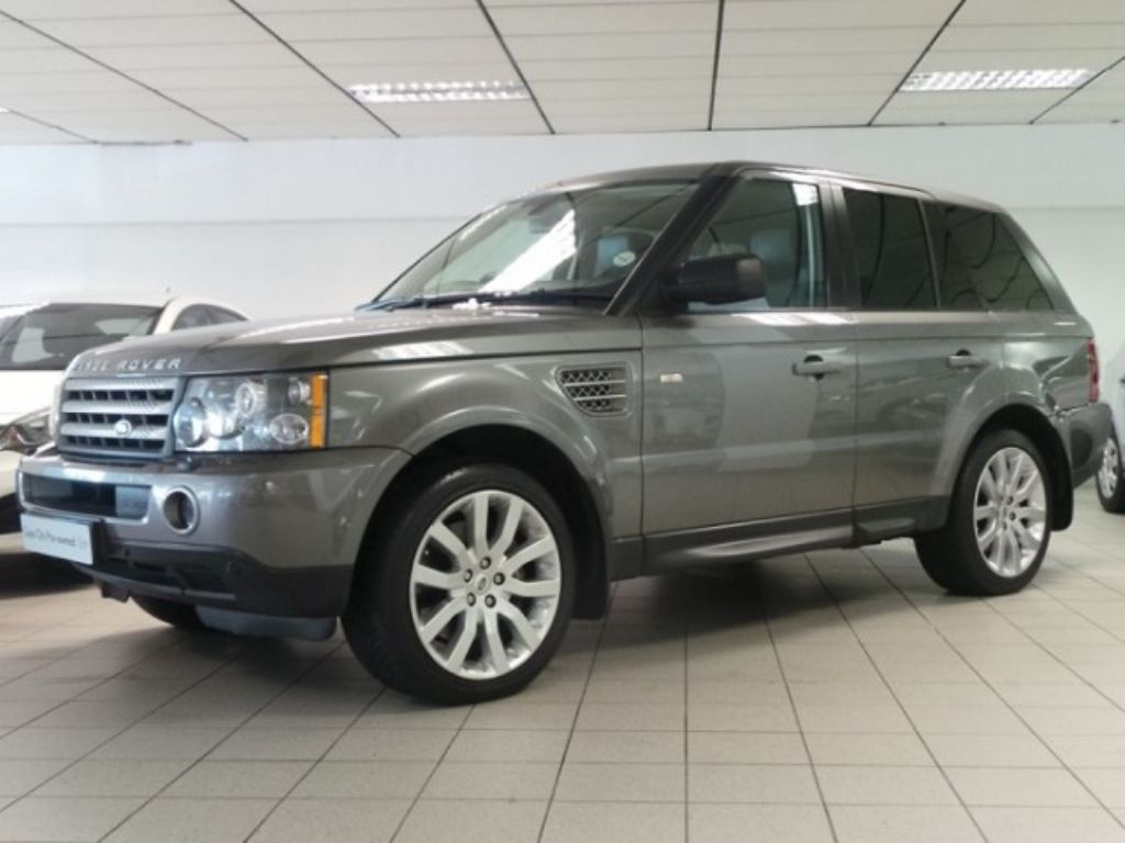 Land Rover Range Rover Sport 3.6 2009 photo - 2