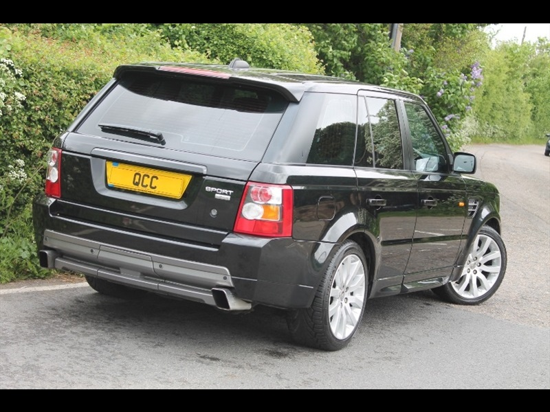 Land Rover Range Rover Sport 3.6 2009 photo - 6
