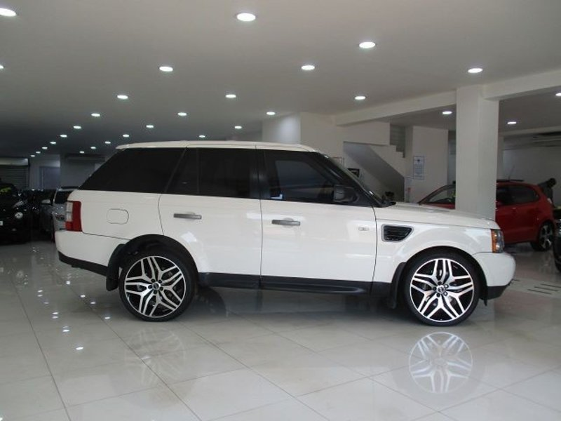 Land Rover Range Rover Sport 3.6 2009 photo - 7