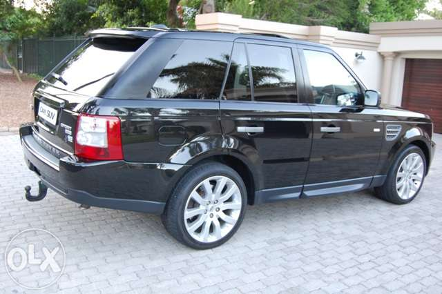 Land Rover Range Rover Sport 3.6 2009 photo - 8