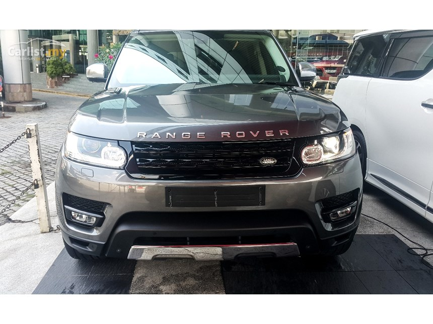 Land Rover Range Rover Sport 5.0 2014 photo - 1