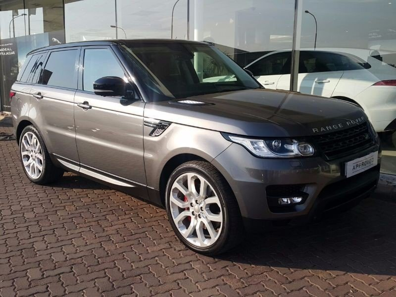 Land Rover Range Rover Sport 5.0 2014 photo - 10