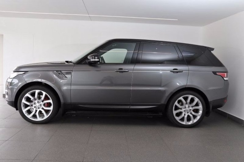 Land Rover Range Rover Sport 5.0 2014 photo - 12