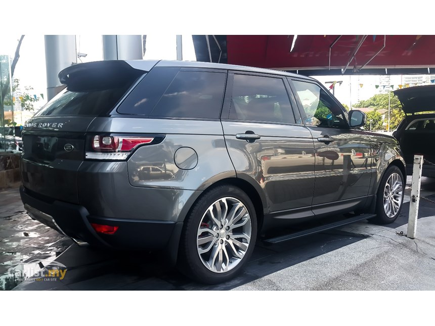 Land Rover Range Rover Sport 5.0 2014 photo - 3