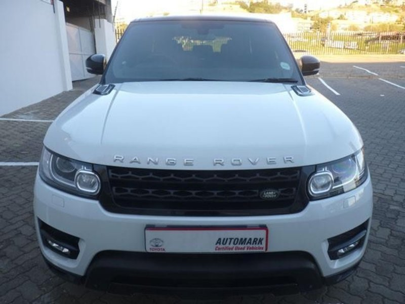 Land Rover Range Rover Sport 5.0 2014 photo - 4