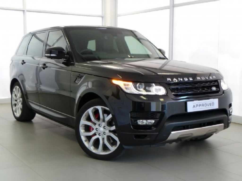 Land Rover Range Rover Sport 5.0 2014 photo - 8