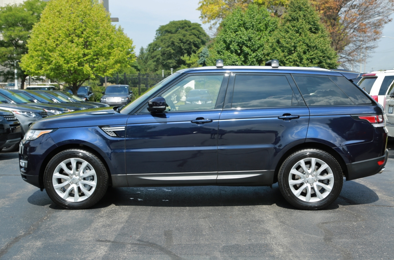 Land Rover Range Rover Sport 5.0 2014 photo - 9