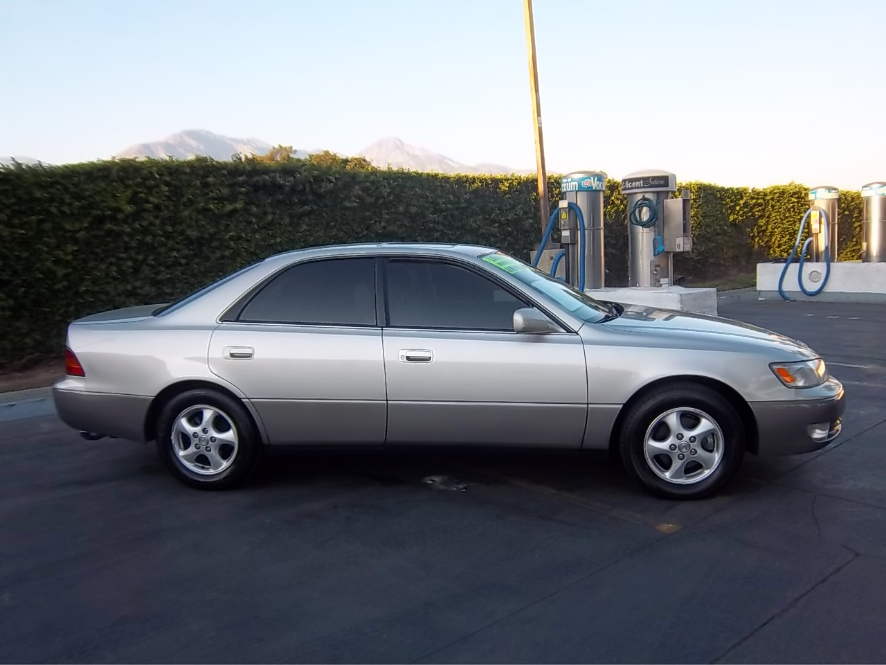 Lexus ES 250 1999 photo - 10
