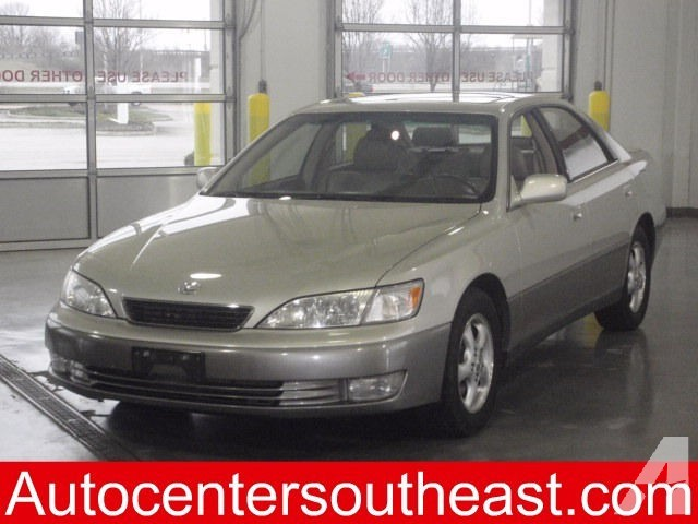 Lexus ES 250 1999 photo - 11
