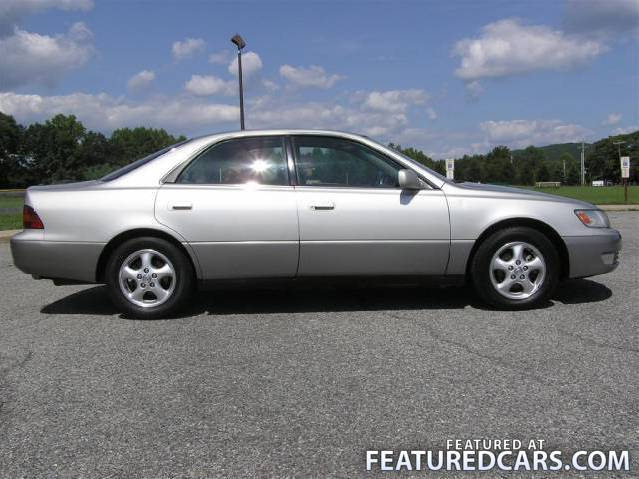 Lexus ES 250 1999 photo - 2