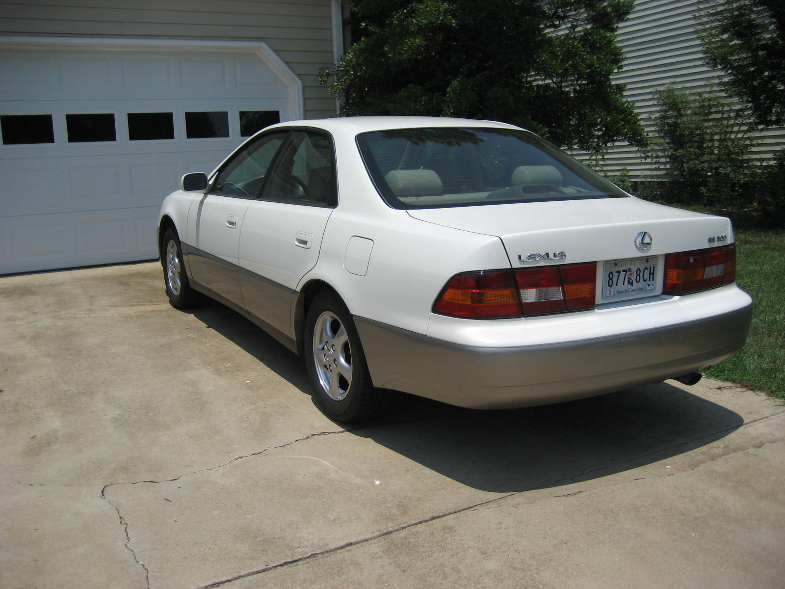Lexus ES 250 1999 photo - 7