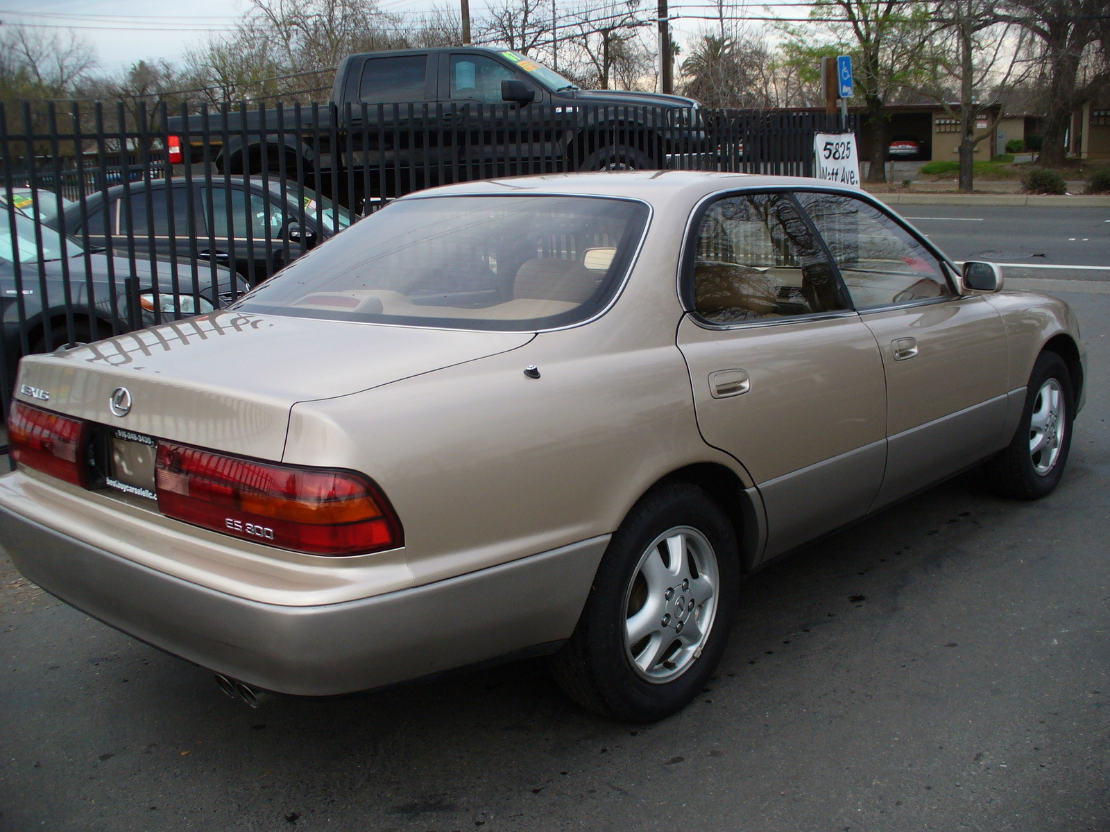 Lexus ES 300 1994 photo - 1