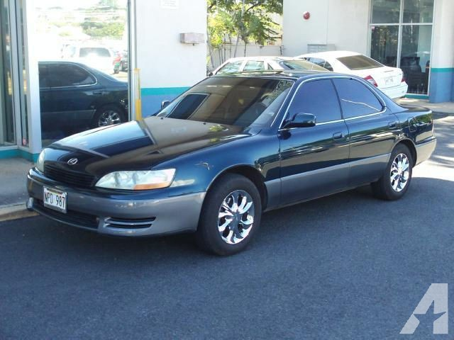 Lexus ES 300 1994 photo - 8