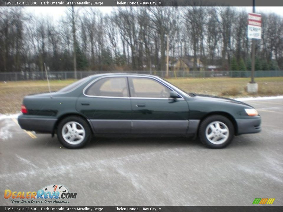 Lexus ES 300 1995 photo - 8