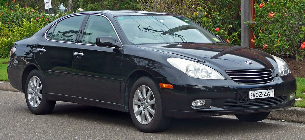 Lexus ES 300 2004 photo - 12