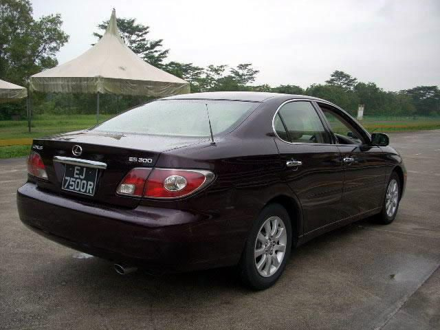 Lexus ES 300 2004 photo - 2