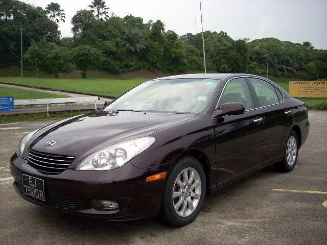Lexus ES 300 2004 photo - 3