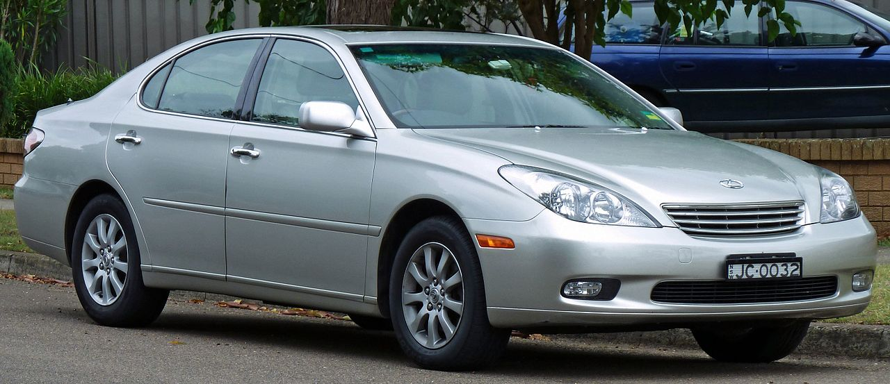 Lexus Es 300 2004 Technical Specifications Interior And