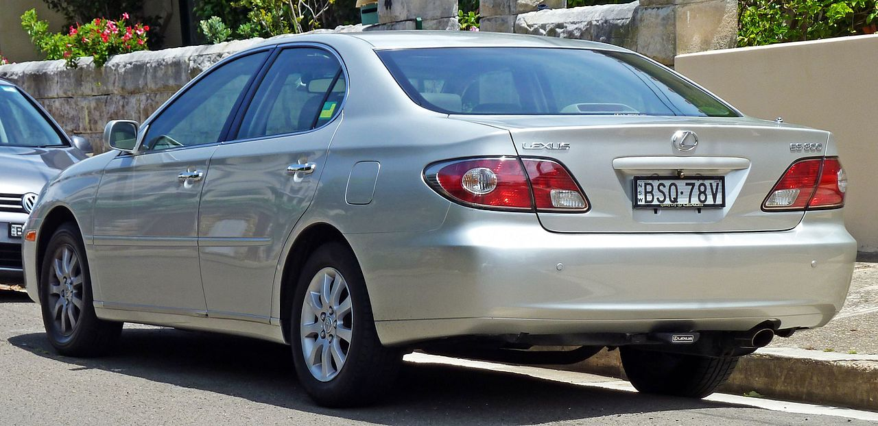 Lexus ES 300 2004 photo - 8