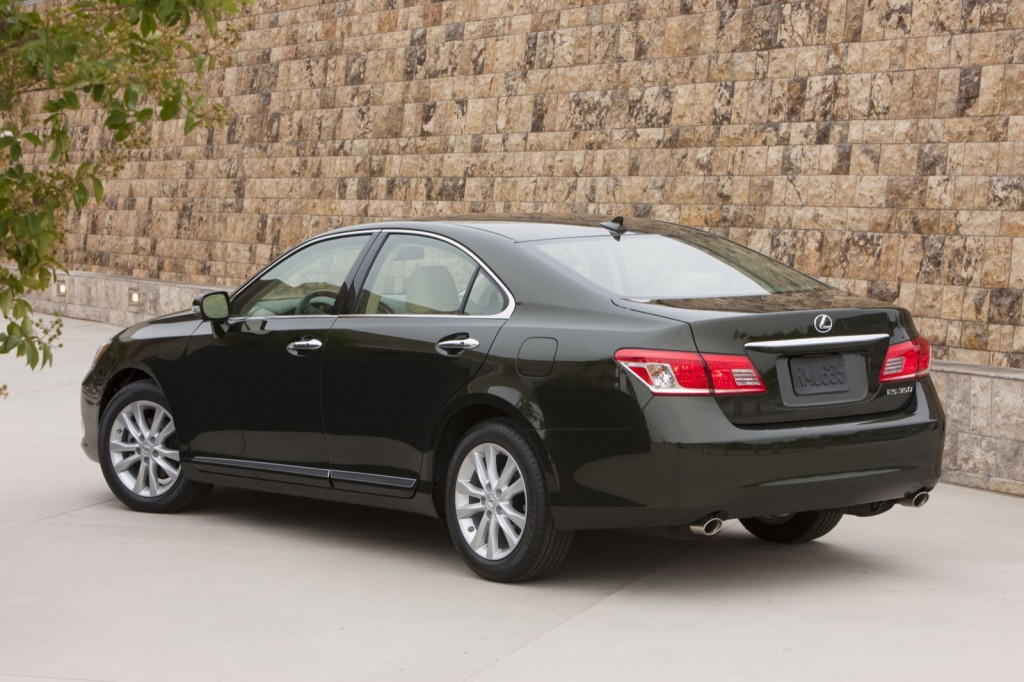 Lexus ES 350 2012 photo - 1