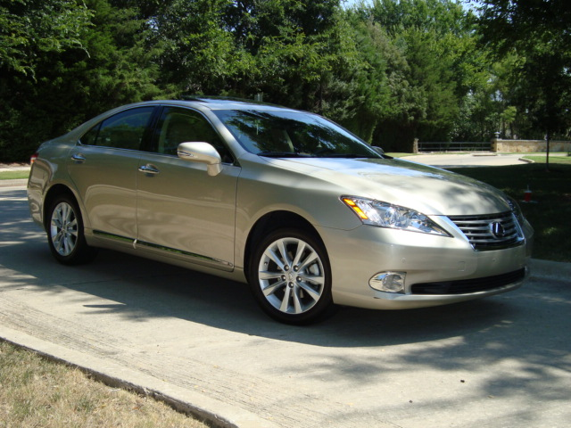 Lexus ES 350 2012 photo - 10