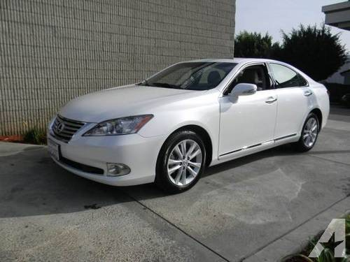 Lexus ES 350 2012 photo - 12