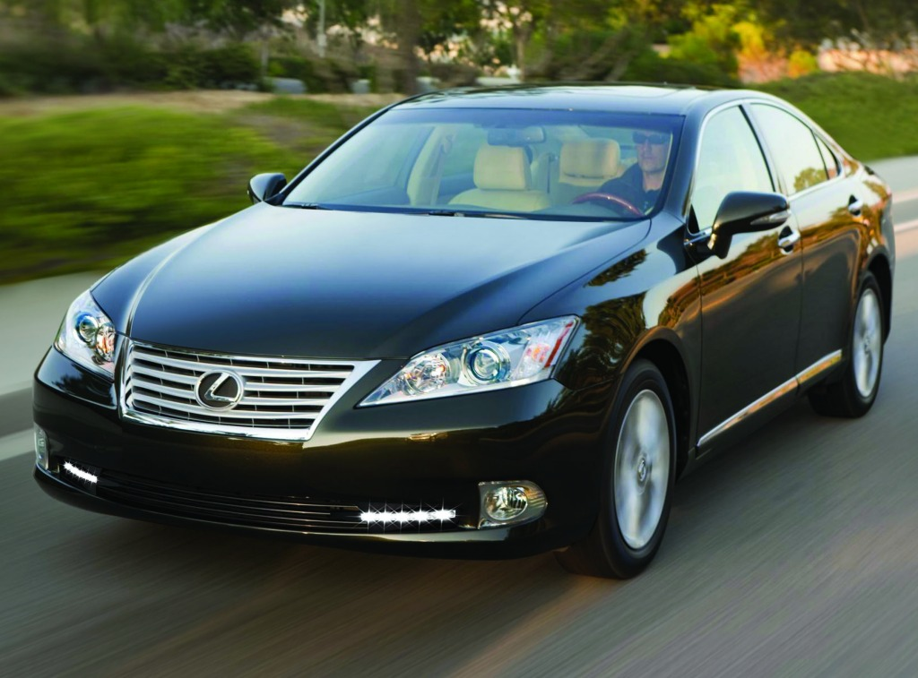 Lexus ES 350 2012 photo - 2