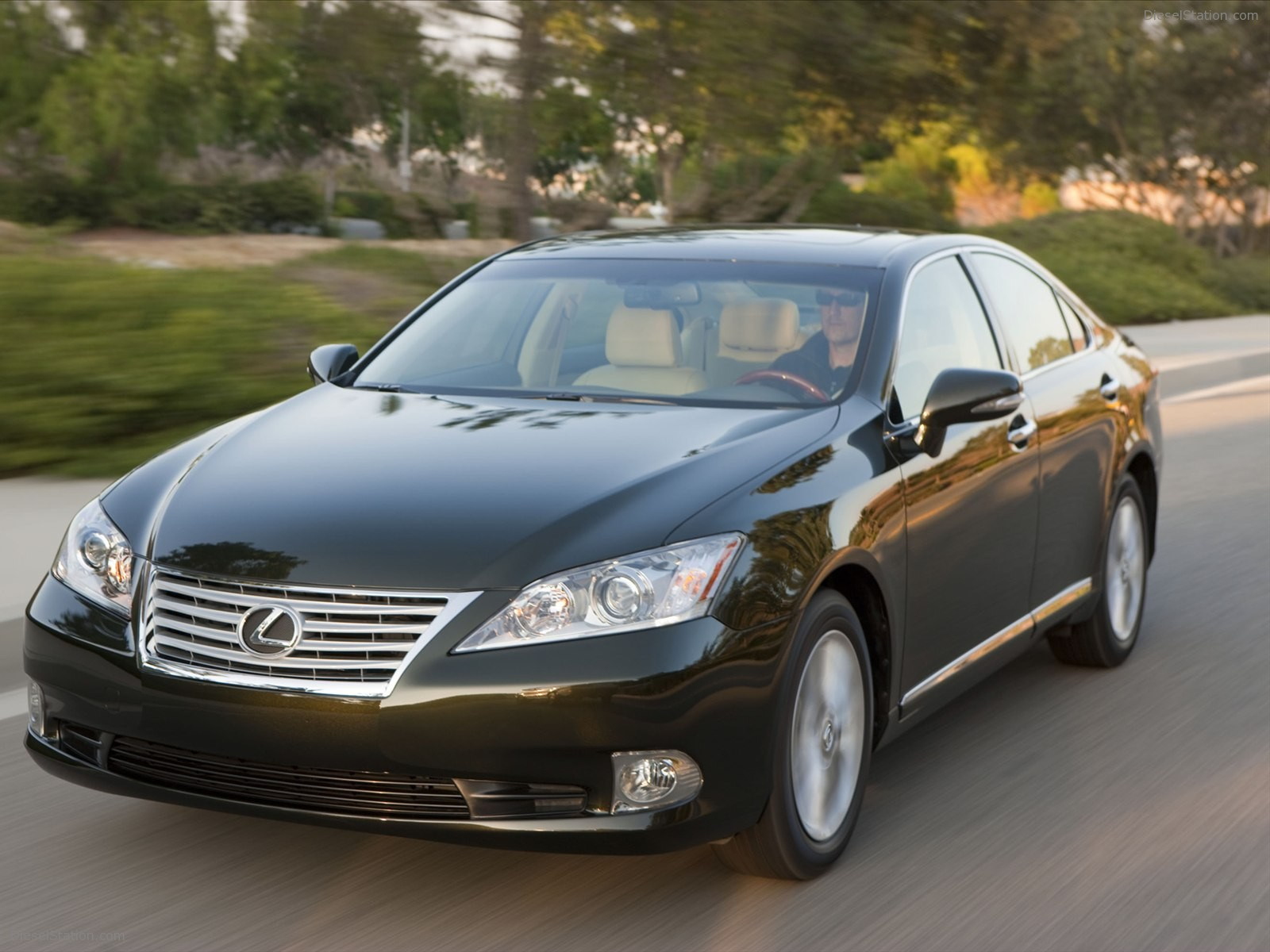 Lexus ES 350 2012 photo - 3