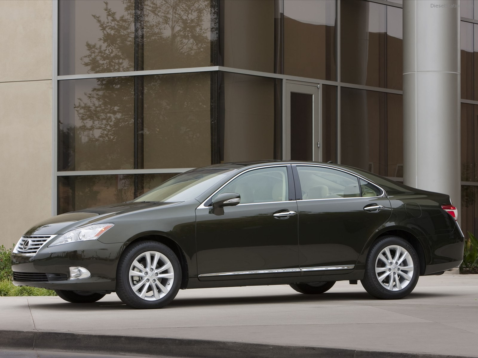 Lexus ES 350 2012 photo - 4