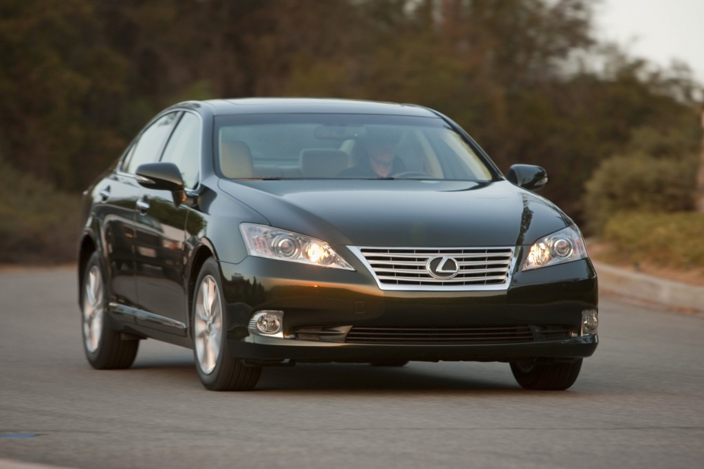 Lexus ES 350 2012 photo - 5