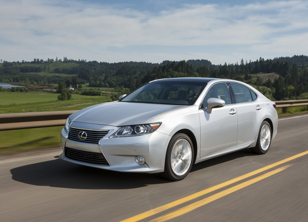 Lexus ES 350 2012 photo - 8