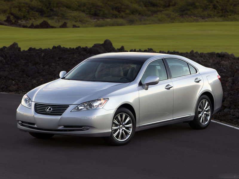 Lexus ES 350 2012 photo - 9
