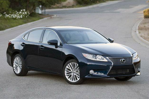 Lexus ES 350 2014 photo - 10