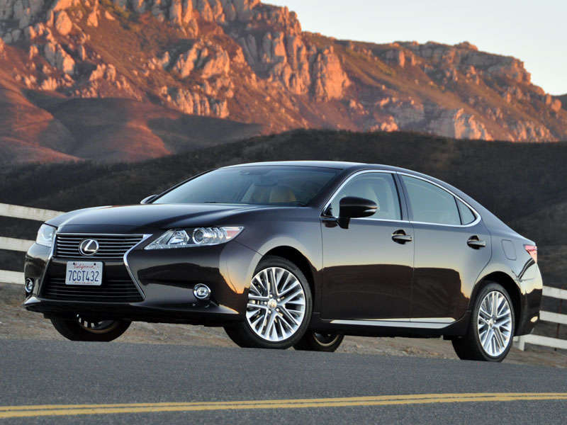 Lexus ES 350 2014 photo - 11