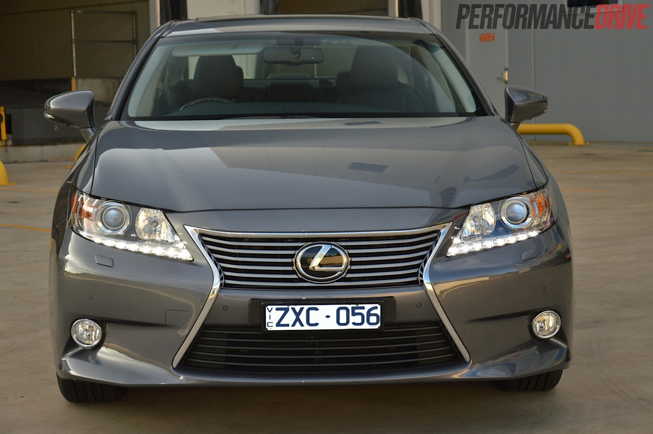 Lexus ES 350 2014 photo - 4