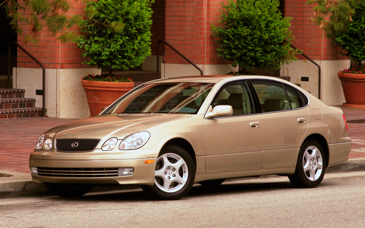 lexus gs 350 1998 technical specifications interior and exterior photo. Black Bedroom Furniture Sets. Home Design Ideas