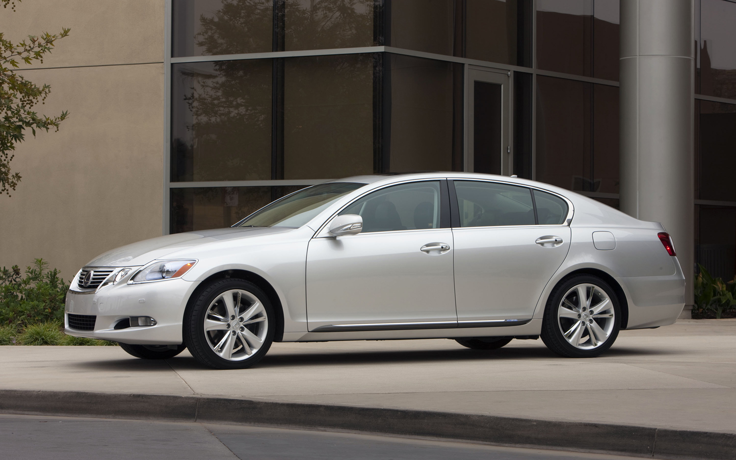 Lexus GS 450h 2011 photo - 1