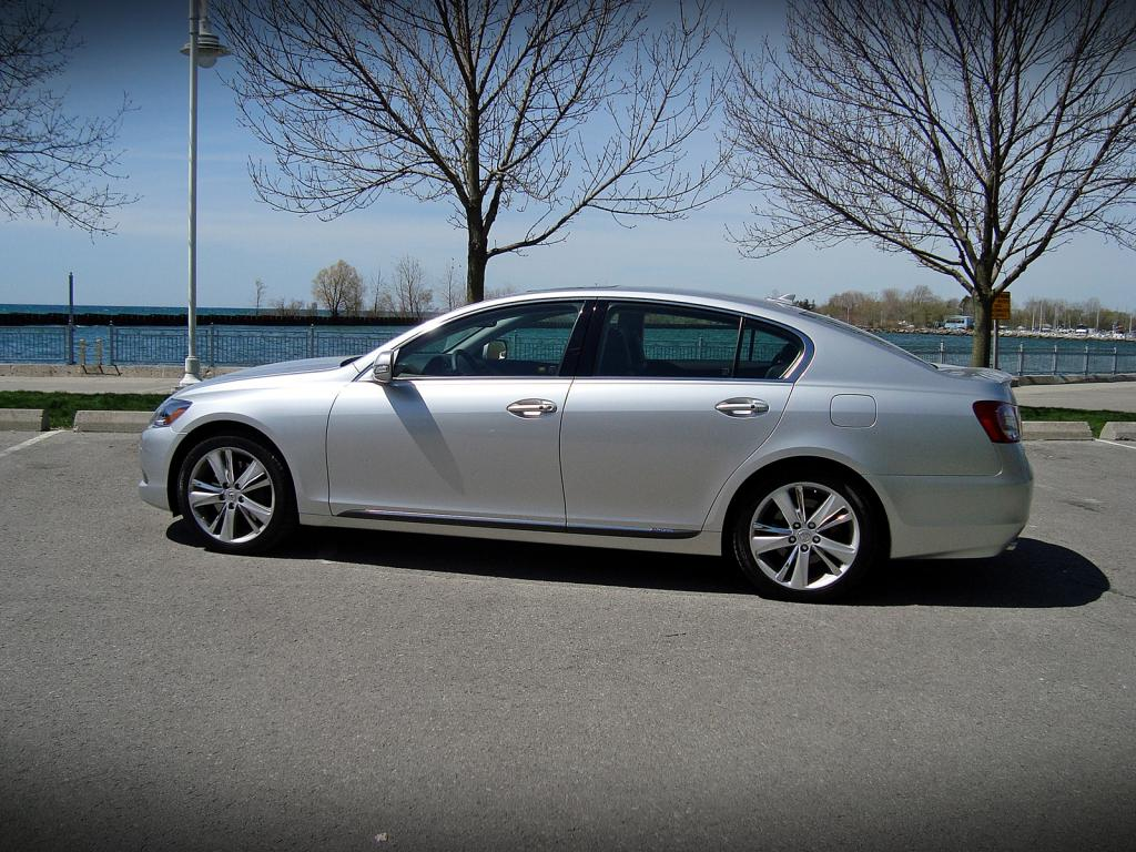 Lexus GS 450h 2011 photo - 10
