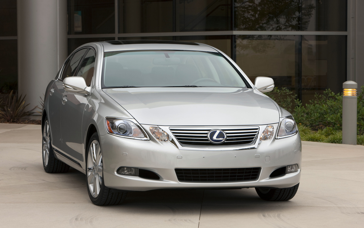 Lexus GS 450h 2011 photo - 3