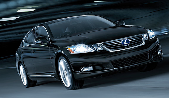 Lexus GS 450h 2011 photo - 4