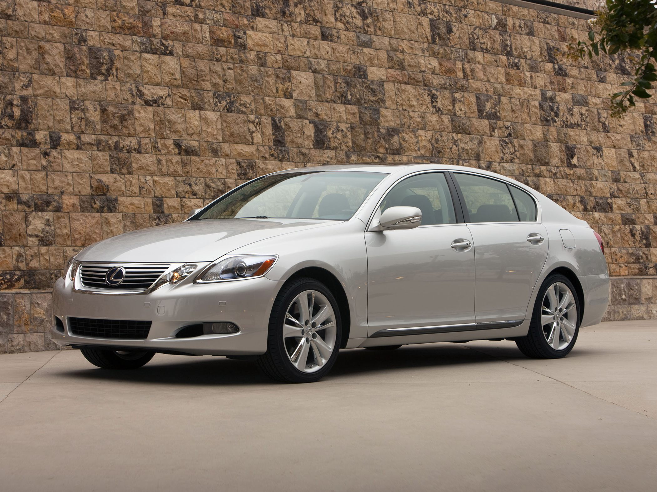 Lexus GS 450h 2011 photo - 6