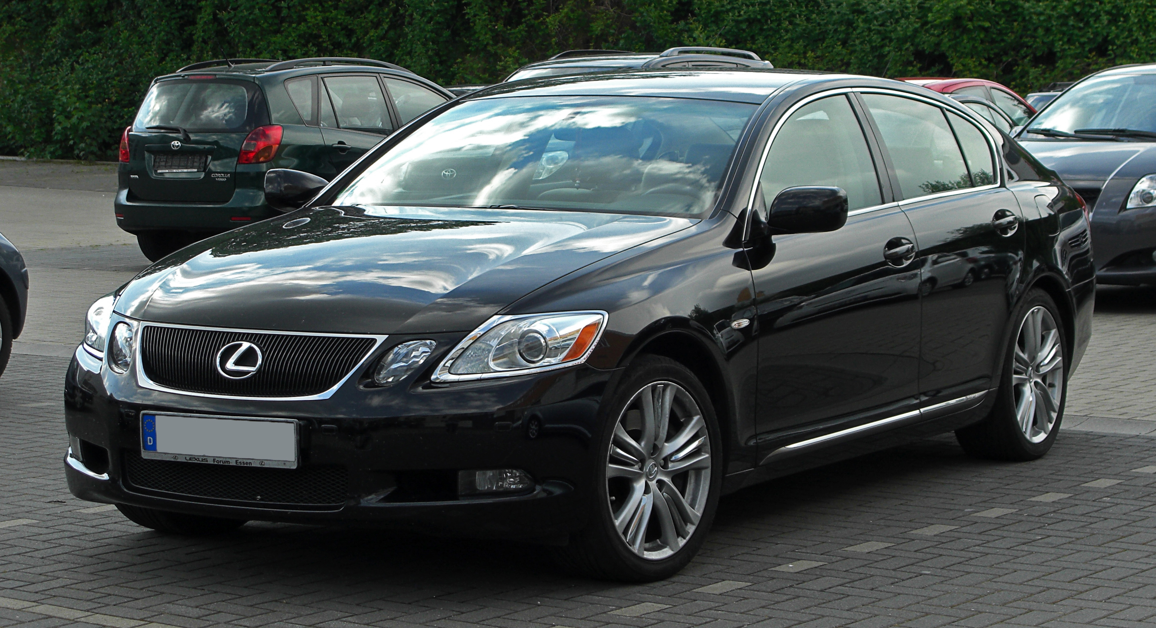 Lexus GS 450h 2011 photo - 9