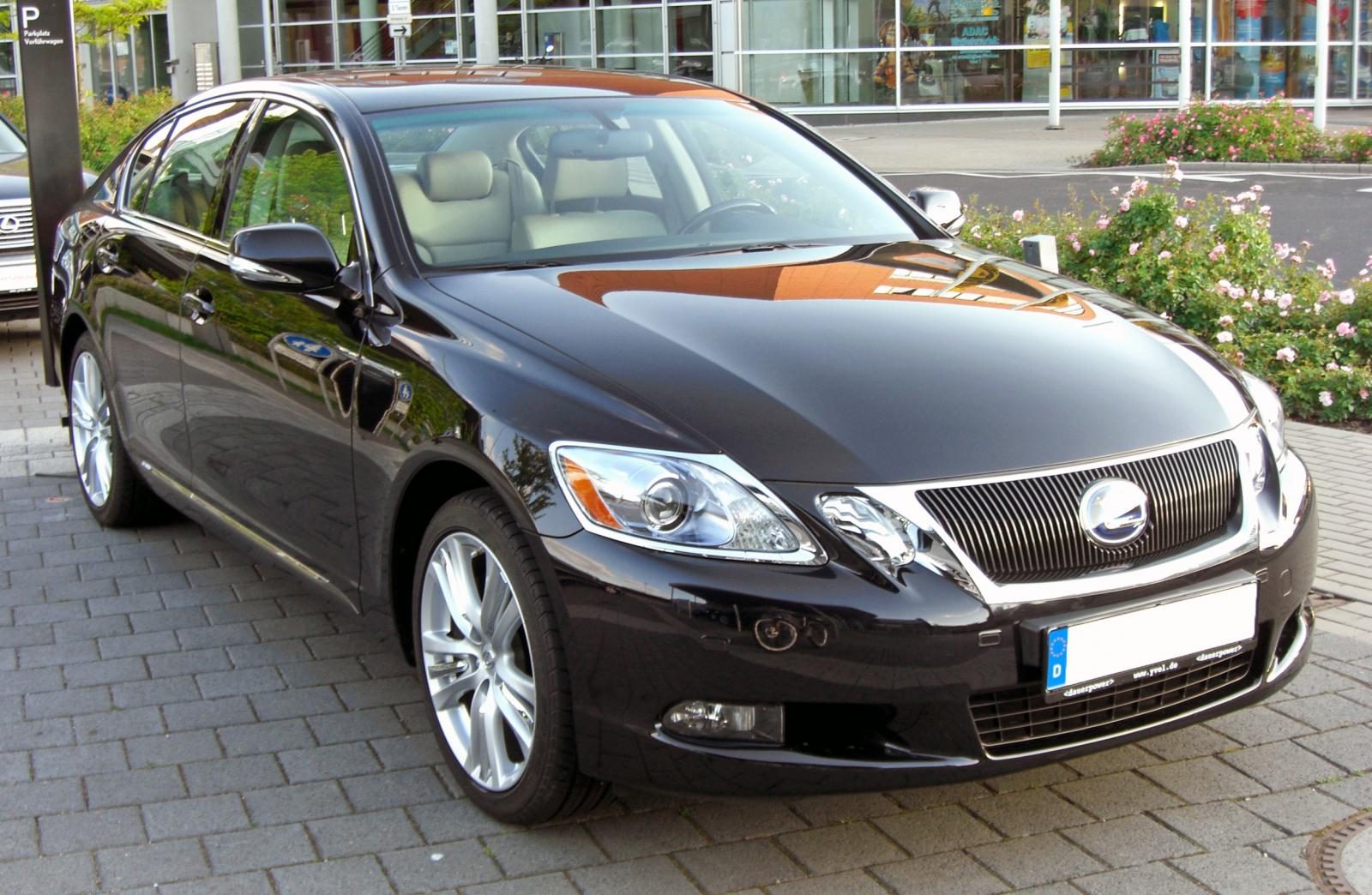 lexus gs 460 2006 technical specifications interior and