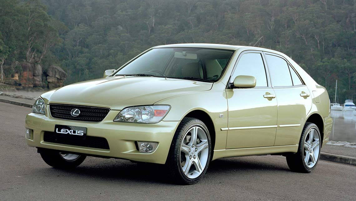 Lexus IS 200 2001 photo - 7