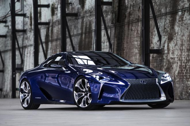 Lexus IS 500 2012 photo - 10