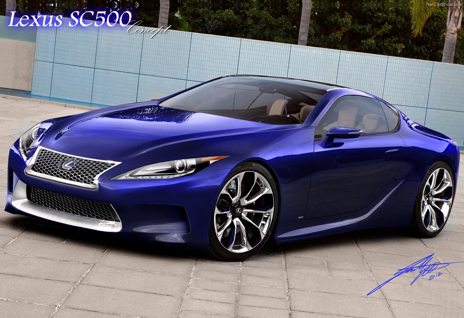 Lexus IS 500 2012 photo - 6