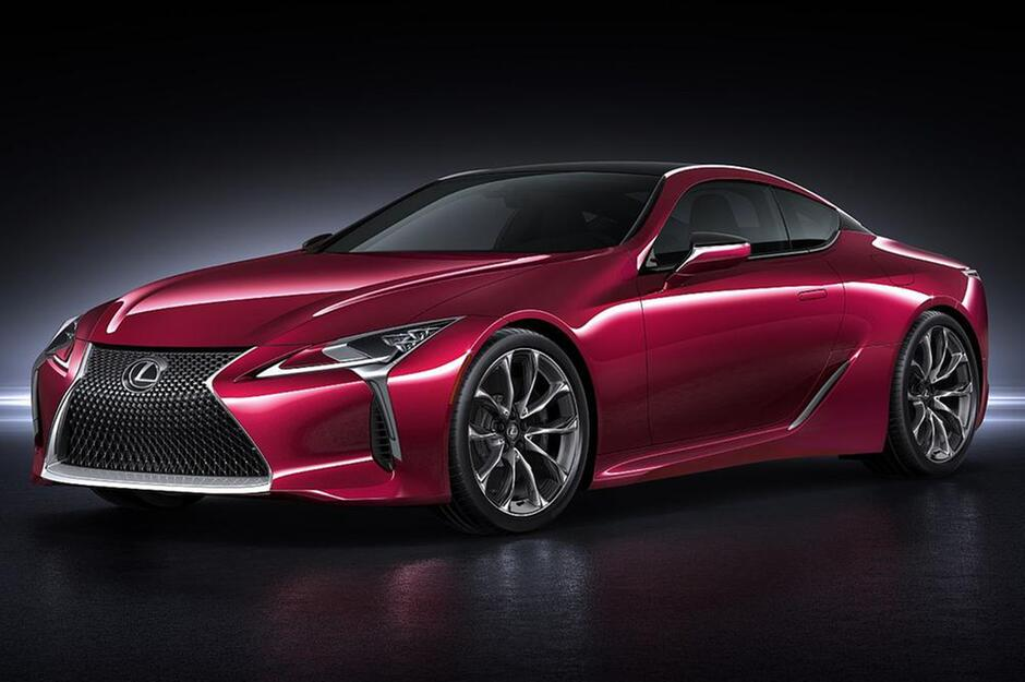 Lexus IS 500 2012 photo - 9
