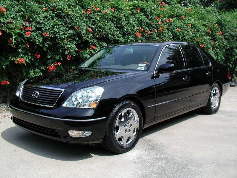 Lexus LS 430 2002 photo - 1