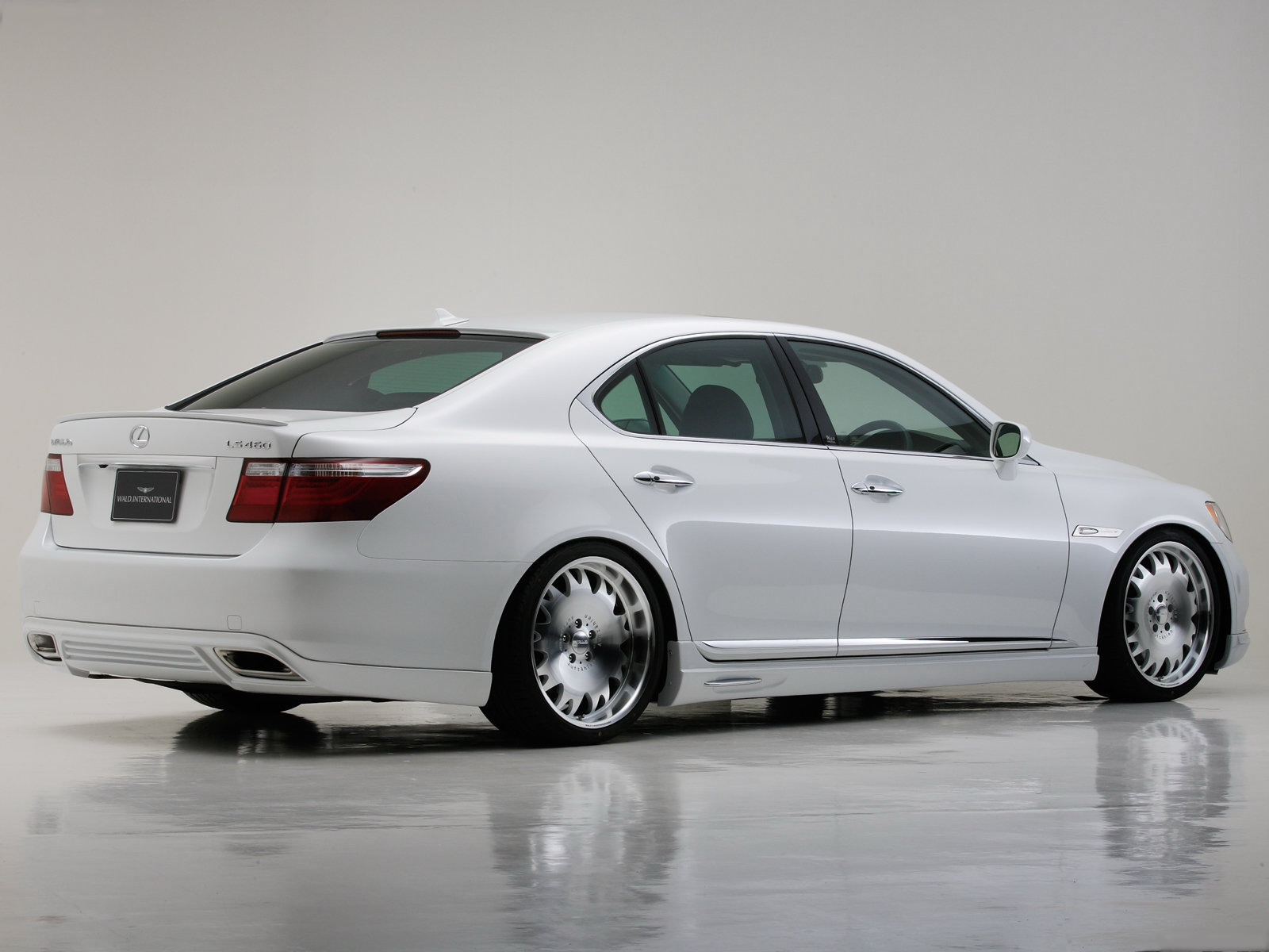 lexus ls 460 2006 technical specifications interior and exterior