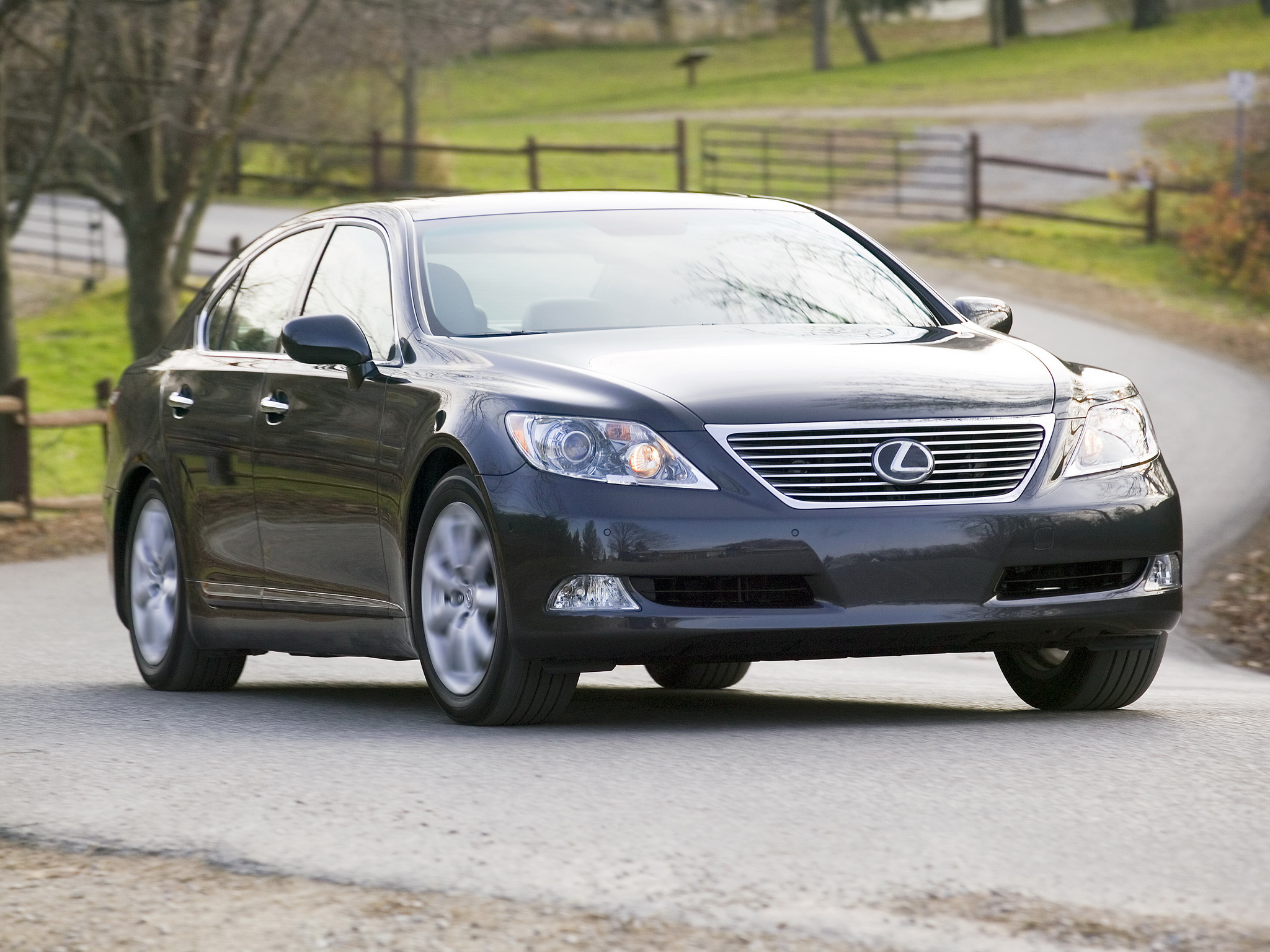 lexus ls 460 2006 technical specifications interior and exterior photo. Black Bedroom Furniture Sets. Home Design Ideas